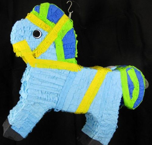 Pinata Animal Pony Nature Zoo Wildlife Book Week